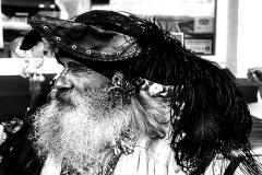 Pirate in Profile